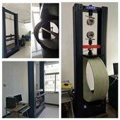 WHG-100普业机电 100KN塑料管环刚度压力试验机 材料压缩变形试验机