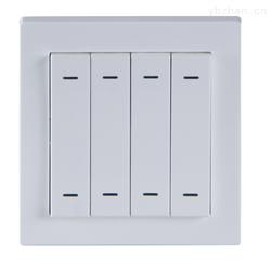 ASL100-F4/8四联八键智能照明控制面板配合驱动器