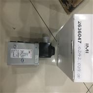 S6VH11G0190016MVHERION电磁阀订货方式