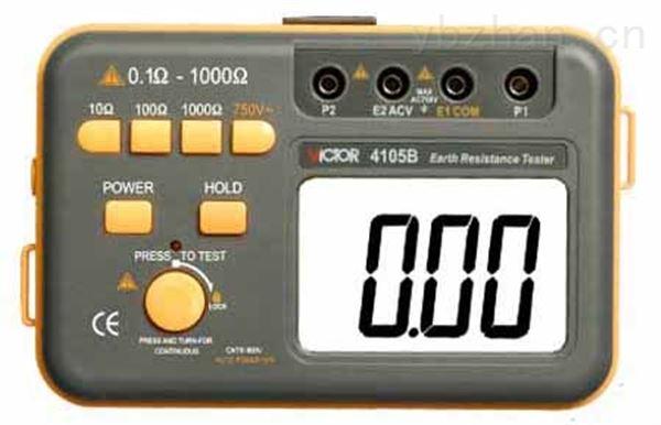 接地电阻测试仪VC4105B