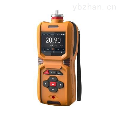TD600-SH-R1234yf防爆型便携式四氟丙烯检测报警仪_四合一气体测定仪