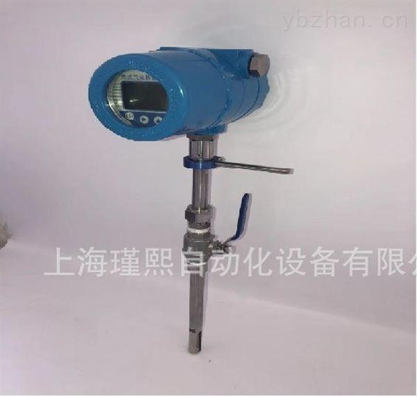 插入式液化气氮气计量表