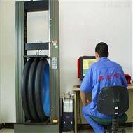 PVC塑钢缠绕管环刚度试验机