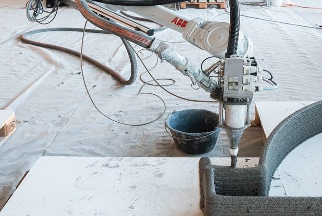 堡盟高精度压力监控提高混凝土3D打印质量