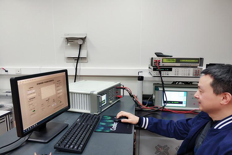 自主研發測試平臺 助推自動化計量