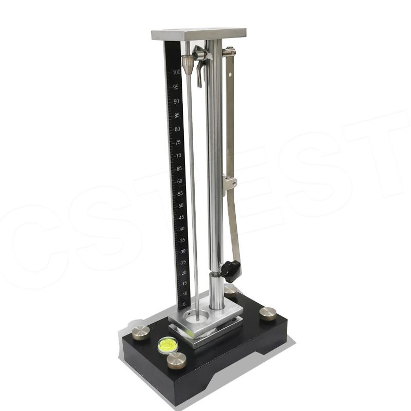 ASTM D2632橡胶垂直弹性测试方法
