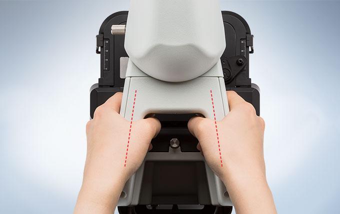奥林巴斯CX23生物显微镜手握目镜