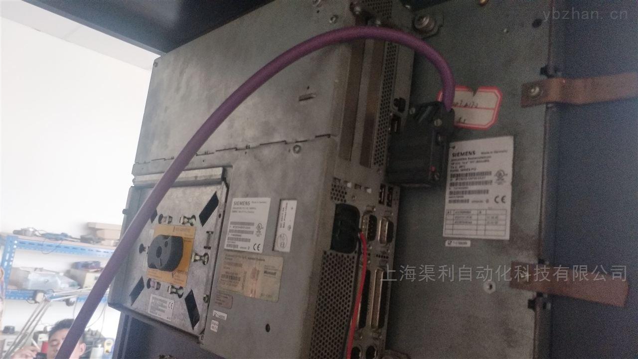 西门子数控系统系统故障轮廓监控维修