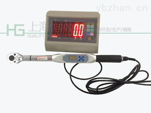 带RS-232C串行通讯接口的数显扭力扳手