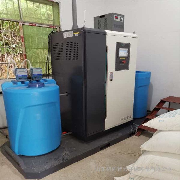 自来水厂工程消毒设备