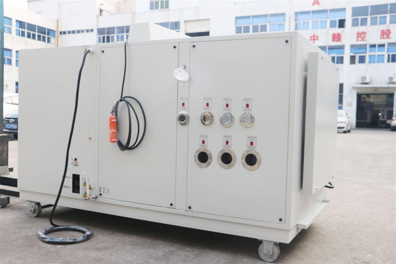 孔通电测试恒温恒湿试验机