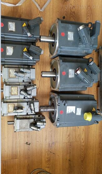 马鞍山西门子840D系统机床主轴电机维修公司-当天检测提供维修