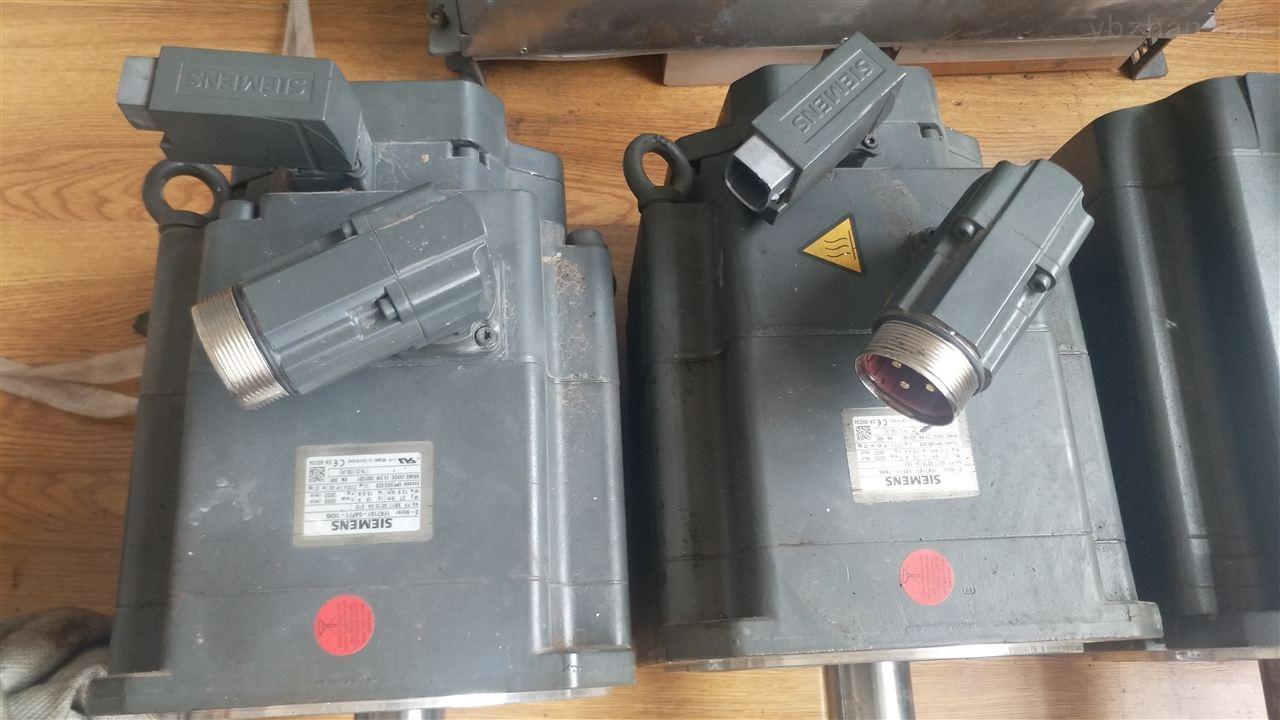 泰州西门子840D系统龙门铣伺服电机更换轴承-当天检测提供维修