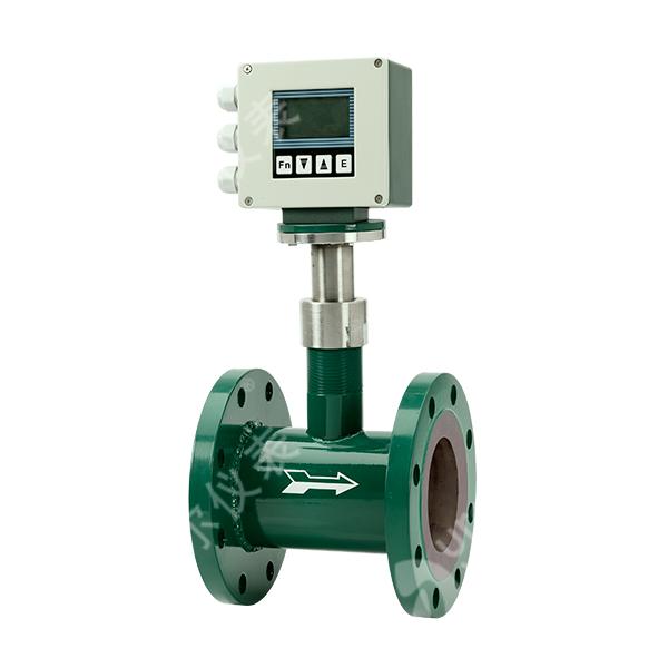 LDG 一体显示型插入式灌溉电磁流量计