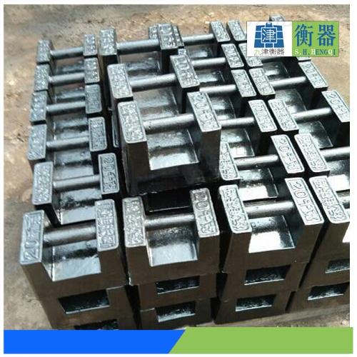 上海地区租用1吨20公斤砝码多少钱