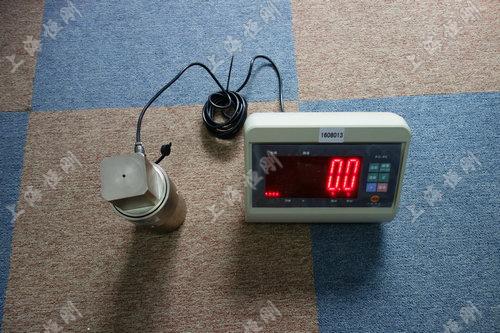 柱型数显测力仪