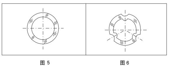 转子流量计内部的锥管构造