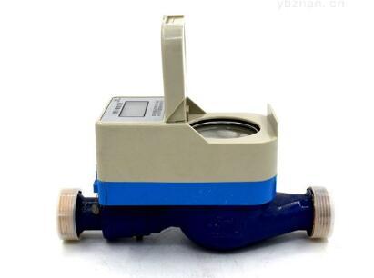 射频卡智能水表图片