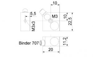 ks943.10三轴加速度传感器