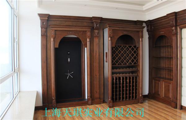 隐形密室门
