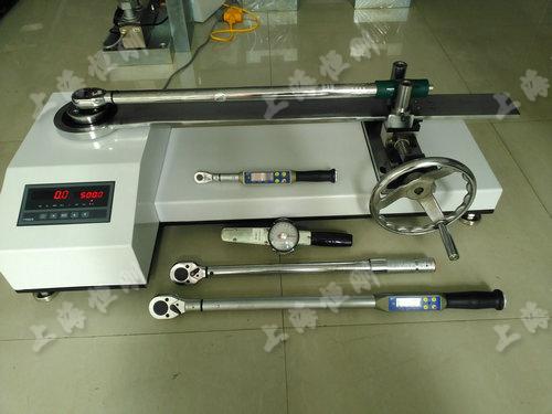 SGNJD型号的扭力扳手校准器