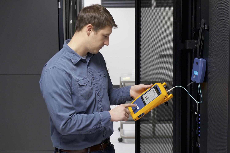 福禄克OTDR单多模一体光纤断点测试仪OFP2-100-Q