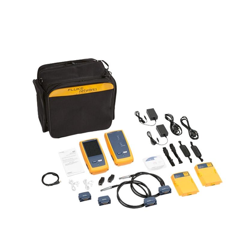 FLuke DSX2-5000 CH套包标配清单及操作说明